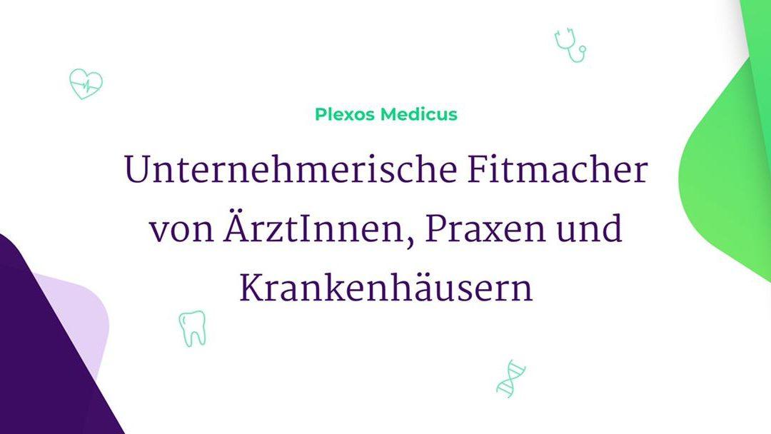 Neue Kooperation Plexos Medicus